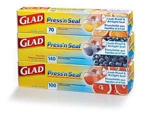 Cling Film Press N Seal 174 Glad 174