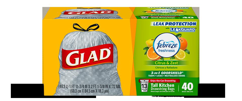 Kitchen OdorShield® Citrus & Zest Scent