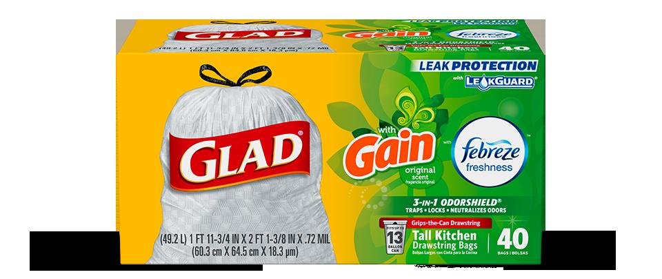 Kitchen OdorShield® Gain™ Original Scent