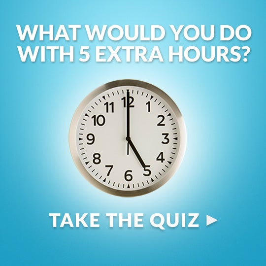 Five Extra Hours Quiz