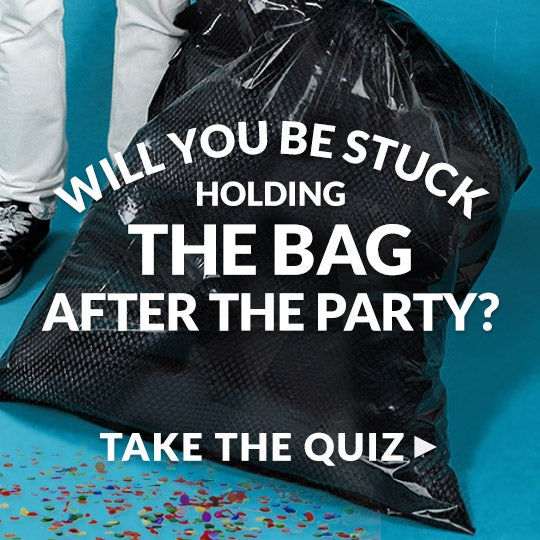 After the party quiz