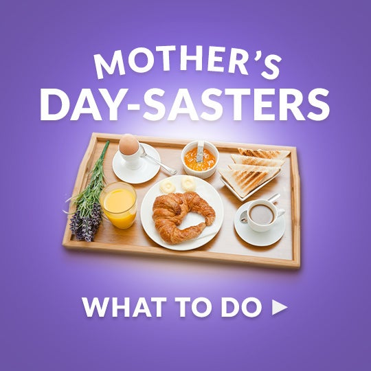 MOTHER'S DAY-SASTERS