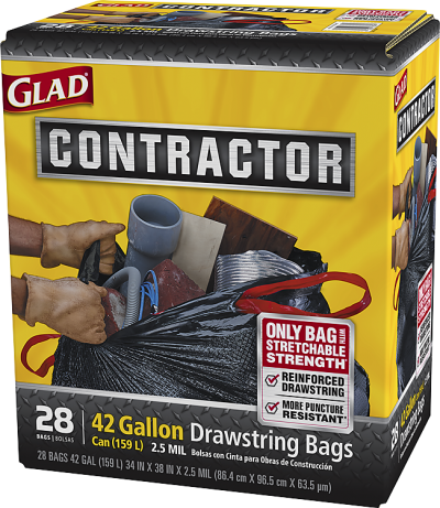 Contractor Drawstring Bags