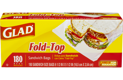Sandwich Fold Top