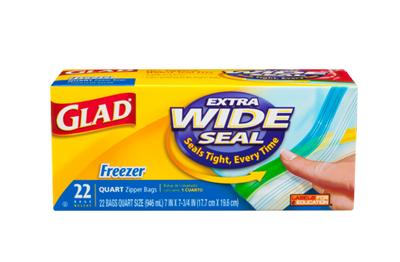 Glad Freezer Bags Coupons Where To Purchase Newspaper