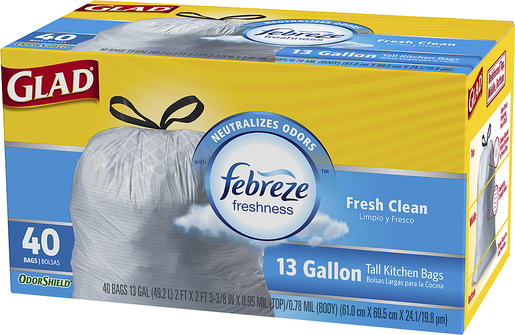 Kitchen OdorShield® Fresh Clean Scent