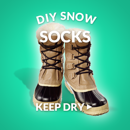 Keep snow out