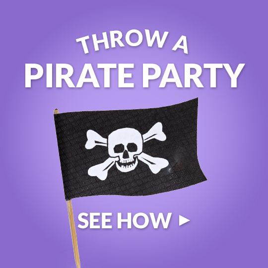 The Pirate Party Theme