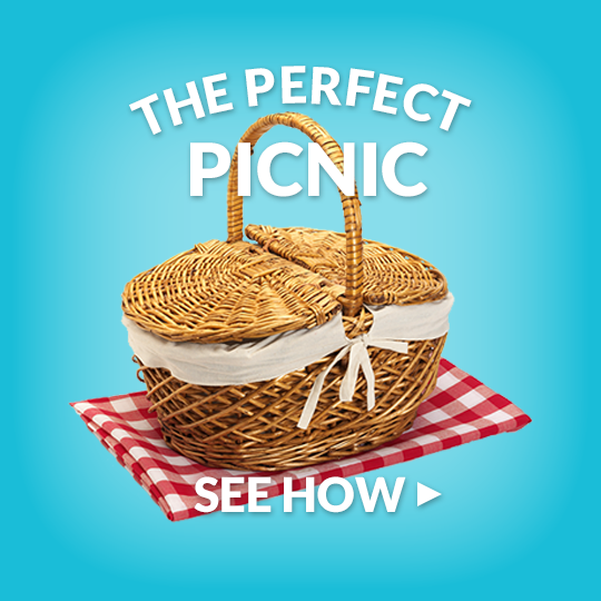 Easy Peasy Picnic