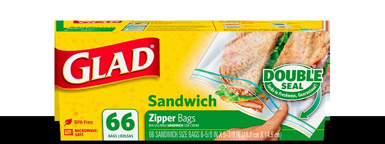 Sandwich Zipper
