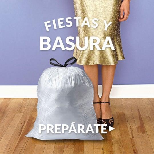 PREPARACIÓN PARA FIESTAS
