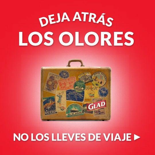 LOS OLORES NO SON BUENOS RECUERDOS