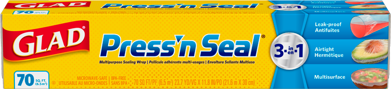 Press'n Seal<sup>®</sup> Home Collection