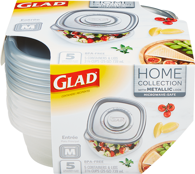 Glad<sup>®</sup> Entrée