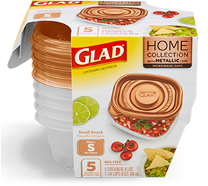 Glad<sup>®</sup> Small Snack
