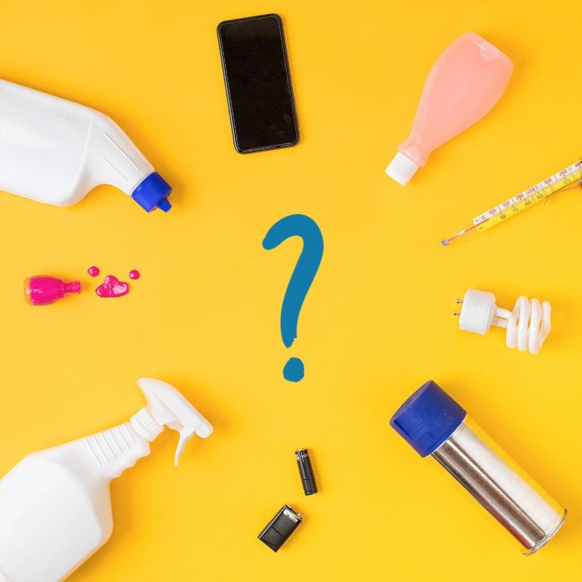 What do you do when disposing of Hazardous Waste