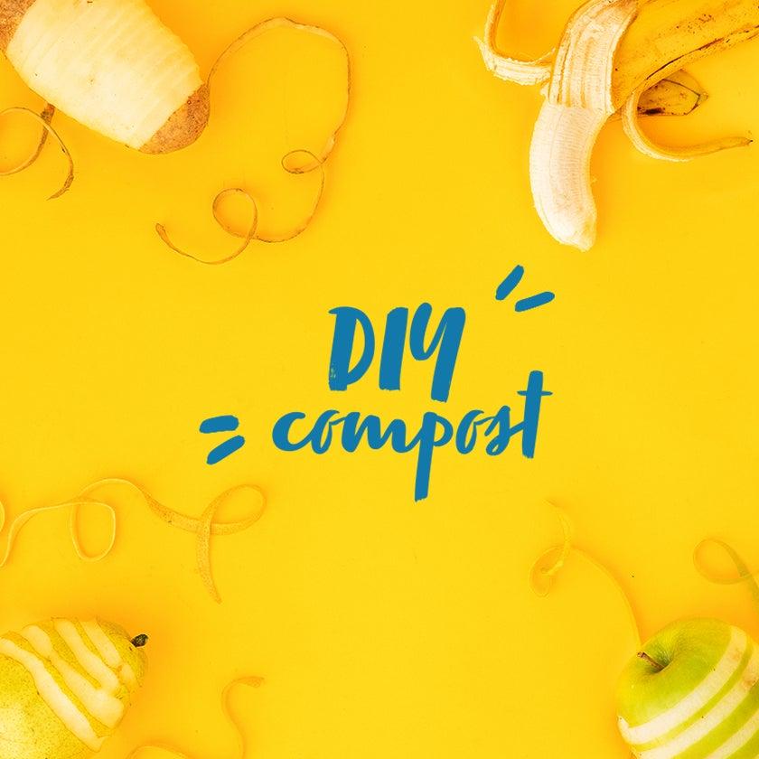 DIY Composting to reduce hazardous waste