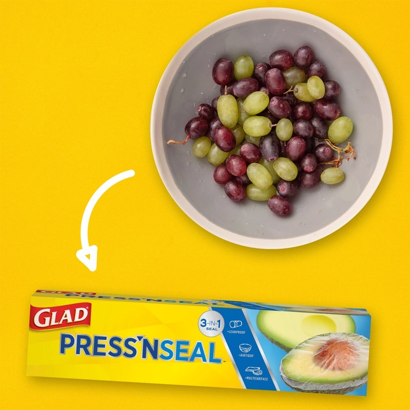 How To Store And Freeze Grapes Glad