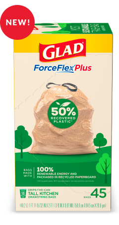 ForceFlexPlus Recovered Materials Bag Unscented
